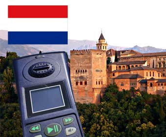 Alhambra Audioguide Dutch Tour