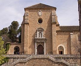 Carthusian Monastery Granada