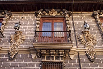 Madraza facade in Granada