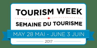 Tourism Week Logo