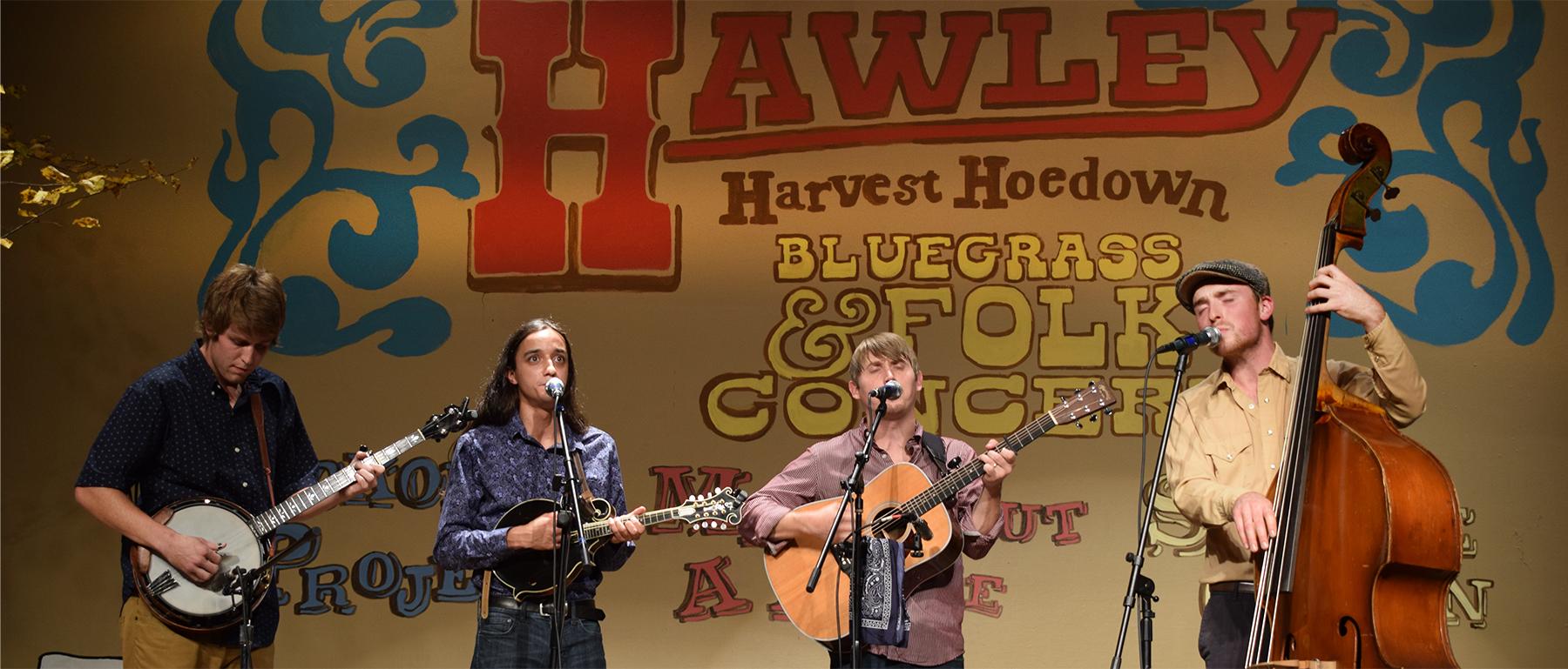 Hawley Hoedown Home