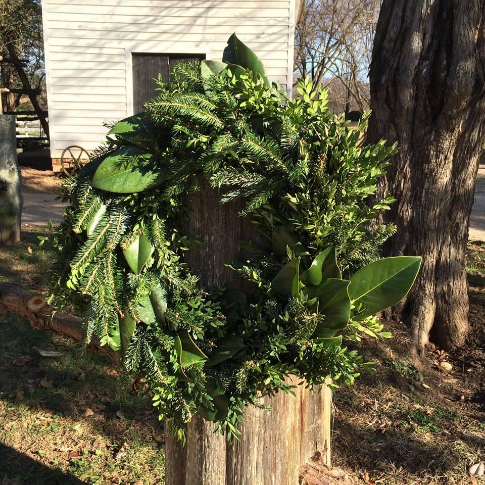 wreath tuckahoe