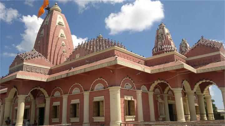 ... of Delhi to Gujarat - Rukmini Mata Temple and Nageshwar temple