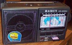 Typical SD USB Village Shortwave Radio