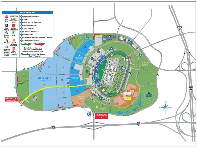 2015 Race Weekend at Kansas Speedway | Visit KC