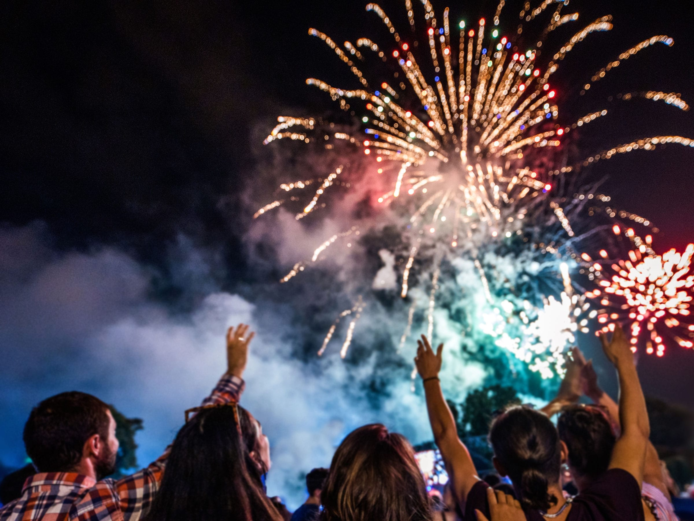 Fourth of July Fireworks and Holiday Events