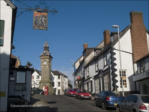 Knighton Clocktower