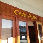 Cafe Patio on Olympic