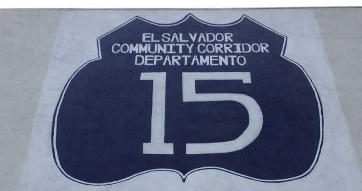 El Salvador Departamento 15