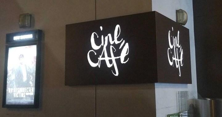 Coffee Shop at CGV Madang Mall LA