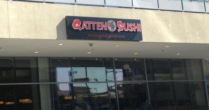 Sushi Revolving Bar