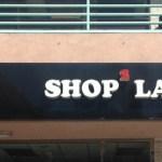 Shop2 LA store on 6th & Western