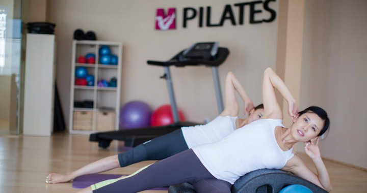 M Pilates on 8th & Oxford in Koreatown LA