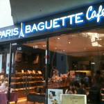 Paris Baguette Cafe at Madang Mall