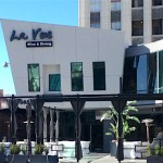 La Vue Wine & Dining on Wilshire Boulevard, LA