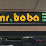 Mr. Boba in Koreatown LA