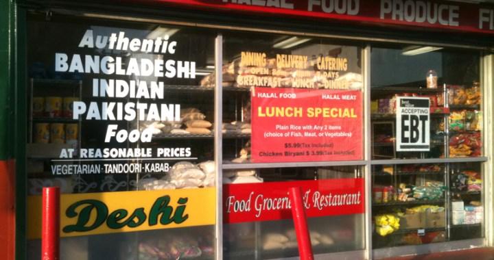 Deshi Foods