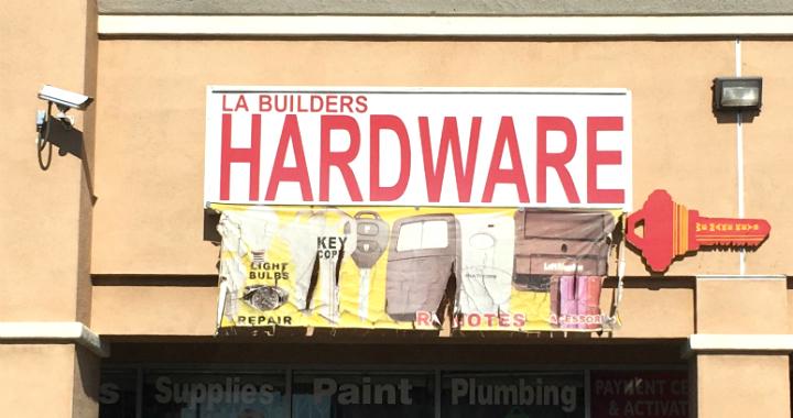 LA Builders Hardware