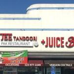 Halal Restaurant in Koreatown in LA
