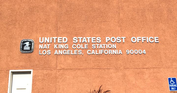 Koreatown Post Office