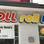 Roll 3X in LA
