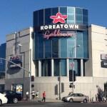 Koreatown Galleria on Olympic