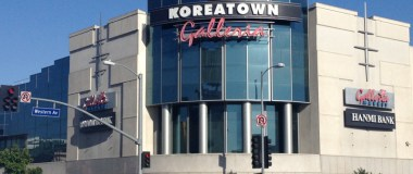 Koreatown Galleria on Olympic