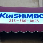 Kuishimbo on Wilshire