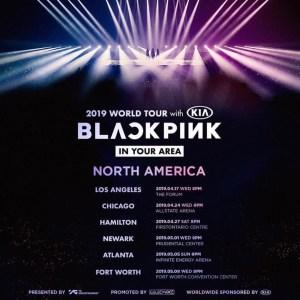 Blackpink in Los Angeles