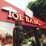 Toe Bang Cafe LA