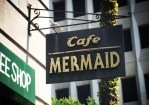 Café Mermaid on Wilshire