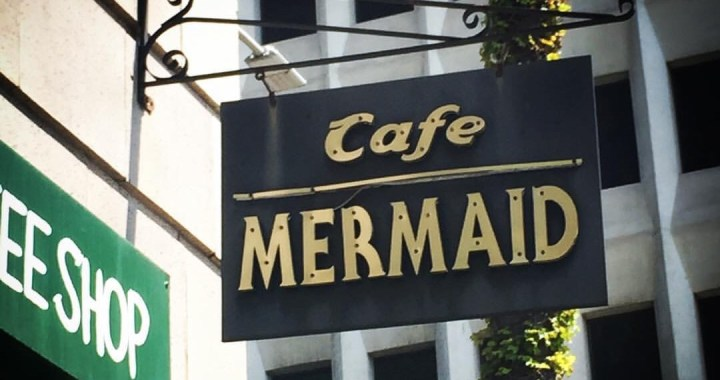 Cafe Mermaid on Wilshire