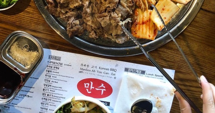 Mansoo All-You-Can-Eat KBBQ