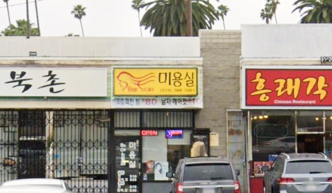 Korean Hair Salon LA
