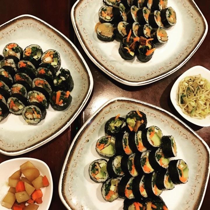 Kimbap Heaven