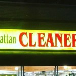 Korean drycleaners