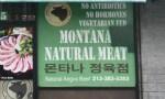 Montana Natural Meat