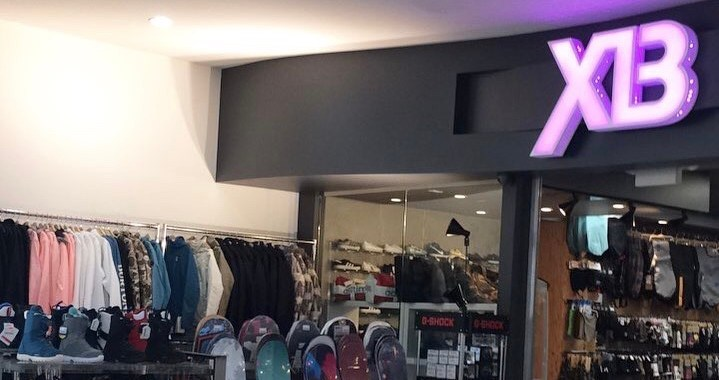 XB Koreatown store