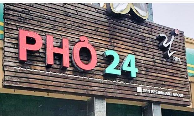 Korean pho restaurant