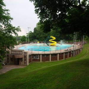 Coleman's Park Pool