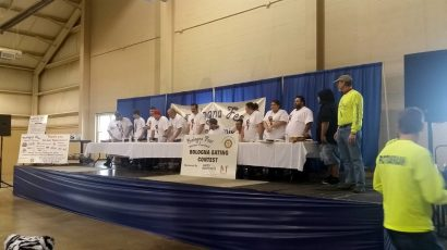 Bologna Eating Contest