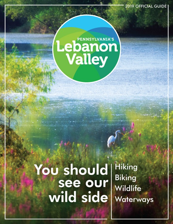 Offical Guide to the Lebanon Valley