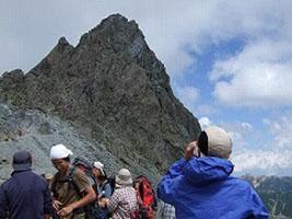 槍ヶ岳 登頂記「見たまんま 感じたまんま」