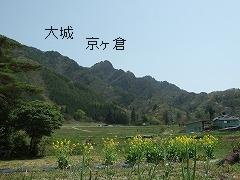 京ヶ倉 大城
