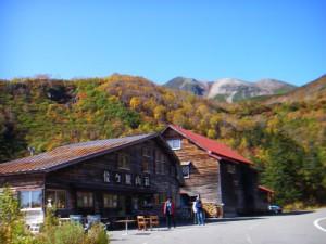 天空の位ヶ原山荘
