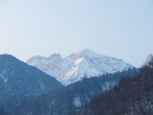 焼岳《厳冬期》
