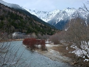 Kamikochi in Early Spring and the 49th Annual Kamikochi Opening Festival