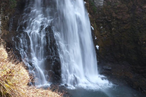 The Waterfalls of Norikura Highlands