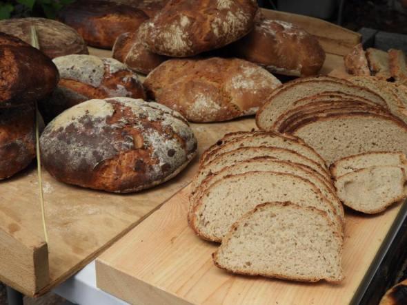 Finished rye bread!