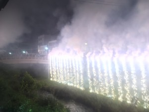 Niagara fireworks